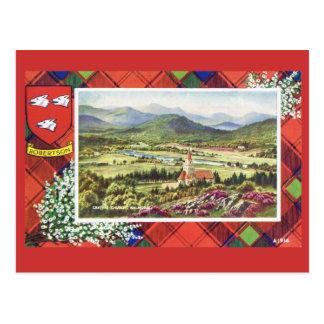 Vintage Scotland, Robertson, Balmoral Postcard