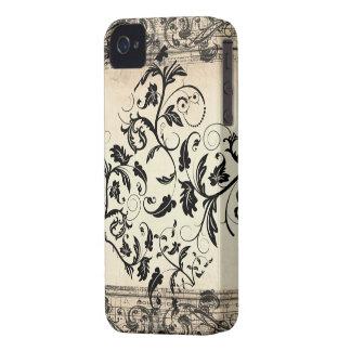 Vintage Scroll Blackberry Bold 9700/9780  Case iPhone 4 Case