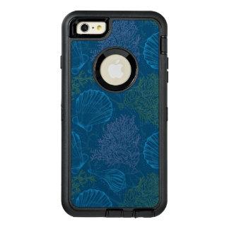 Vintage Sea Pattern OtterBox iPhone 6/6s Plus Case