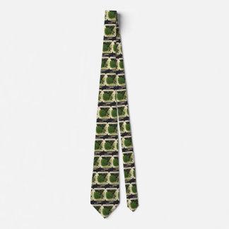 Vintage Seed Packet Label Art Sweet Marjoram Herbs Tie