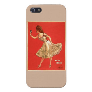 Vintage selfie iphone 5 case