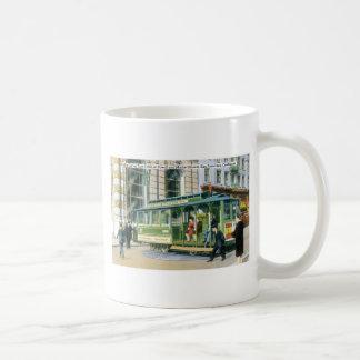 Vintage SF Cable Car Mugs
