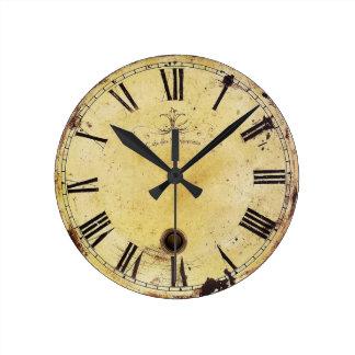 Vintage Shabby Chic Wall Clock