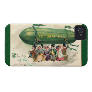 Vintage Shamrock iPhone 4 Covers