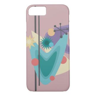 Vintage shapes for the iPhone iPhone 7 Case