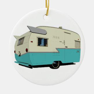 Vintage Shasta Trailer Ornament