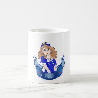 Vintage Shelly Coffee Mug