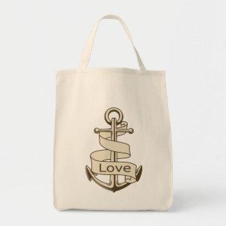 Vintage Ship Anchor Nautical Love