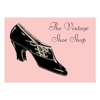 Vintage Shoe Business Card Templates