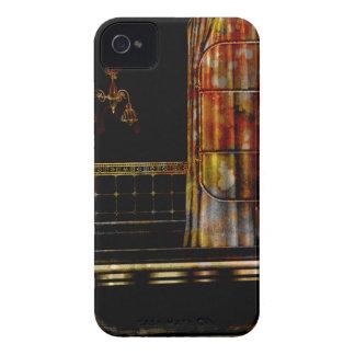 VINTAGE SHOWER BATH 1 Case-Mate iPhone 4 CASE
