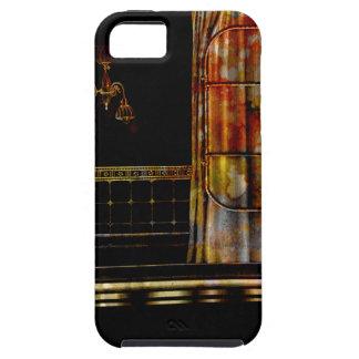 VINTAGE SHOWER BATH 1 TOUGH iPhone 5 CASE