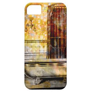 VINTAGE SHOWER BATH 2 iPhone 5 COVER