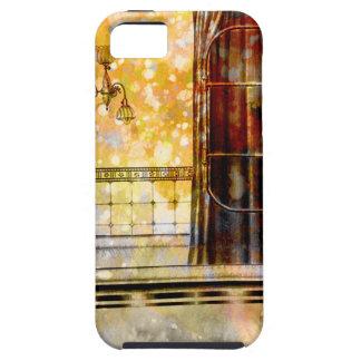 VINTAGE SHOWER BATH 2 TOUGH iPhone 5 CASE