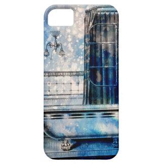 VINTAGE SHOWER BATH 3 iPhone 5 CASES