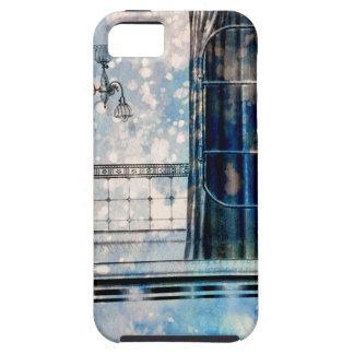 VINTAGE SHOWER BATH 3 TOUGH iPhone 5 CASE