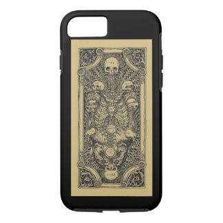 Vintage Skeleton Tree of Life Occult iPhone 7 Case
