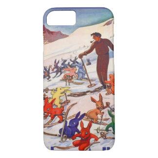 Vintage Ski , Arlberg, St Anton iPhone 7 Case