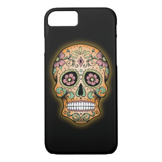 Vintage Skull Design iPhone 8/7 Case