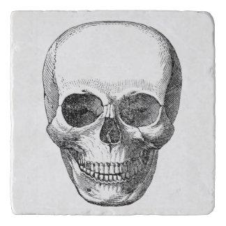 Vintage Skull Trivet