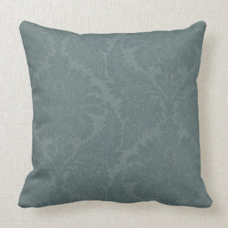 Vintage Slate Blue Cushion