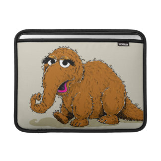 Vintage Snuffleupagus Sleeve For MacBook Air