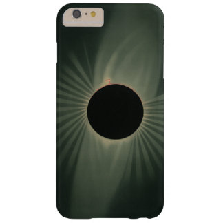 Vintage Solar Eclipse Barely There iPhone 6 Plus Case