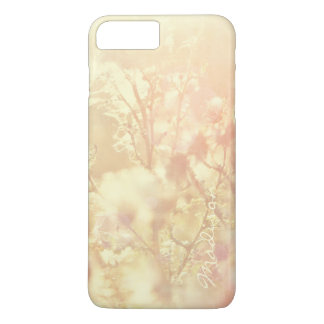 vintage solar field with place for text iPhone 7 plus case