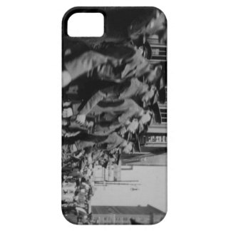 Vintage Soldiers Marching iPhone 5 Case-Mate Case For The iPhone 5