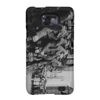 Vintage Soldiers Samsung Galaxy S II Case (AT&T) Samsung Galaxy S2 Case