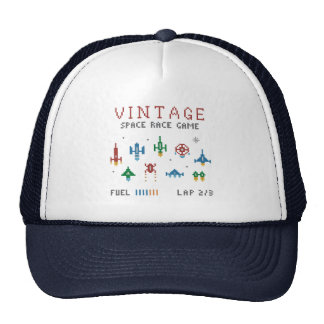 Vintage Space Race Cap