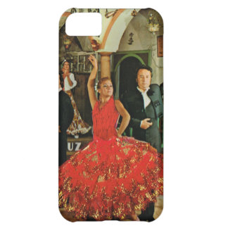 Vintage Spain, Flamenco dancers Case For iPhone 5C