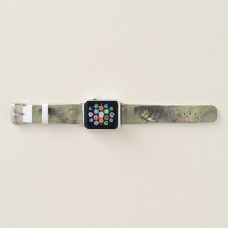 Vintage Speckled Trout Apple Watch Band