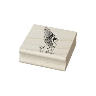 Vintage Sphinx illustration Rubber Stamp