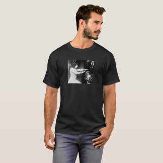 Vintage Spiritualism Photography Men's T Shirt