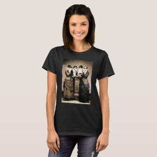 Vintage Spiritualist Photography Women's T Shirt