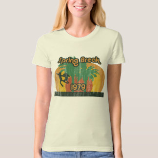 Vintage Spring Break 1979, 70s T-Shirt