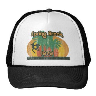 Vintage Spring Break 1979, 70s T-Shirt Cap