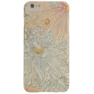 Vintage Springtime Chrysanthemum Barely There iPhone 6 Plus Case