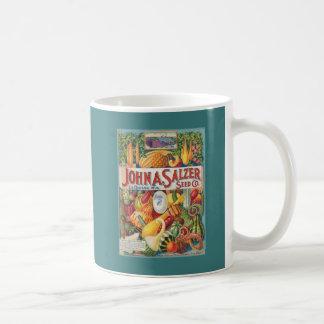 Vintage Squash Seed Packet Coffee Mug