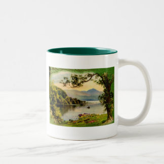 Vintage St. Paddy's By the Lake Coffee Mug