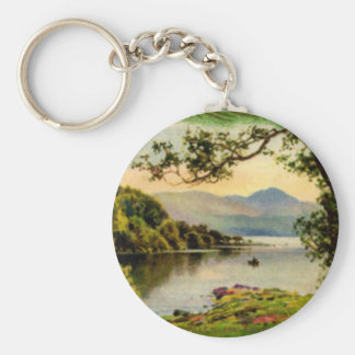 Vintage St. Paddy's By the Lake Key Chains