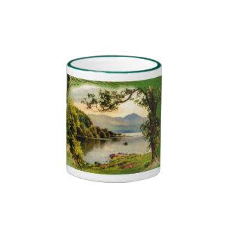 Vintage St. Paddy's By the Lake Mug Ringer Mug