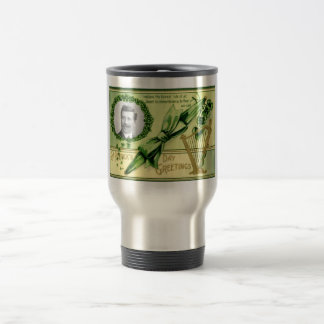 Vintage St. Patrick's Day Coffee Mugs