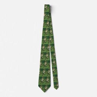 Vintage St. Patrick's Day Souvenir, Irish Lass Tie