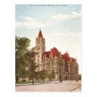 Vintage St. Paul Post Office Postcard