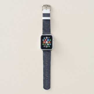 Vintage Stamps Watch Band