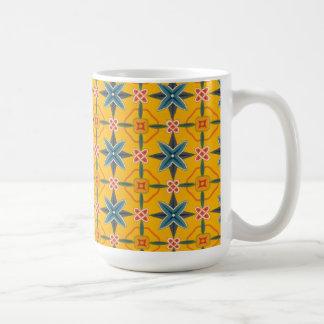 Vintage Stars Basic White Mug