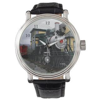 Vintage Steam Engine Watches