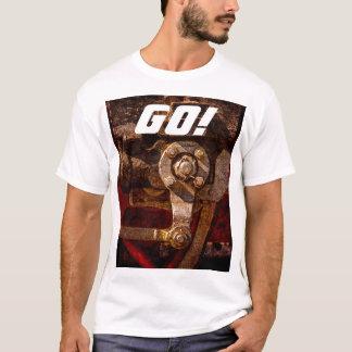 Vintage steam train gear T-Shirt