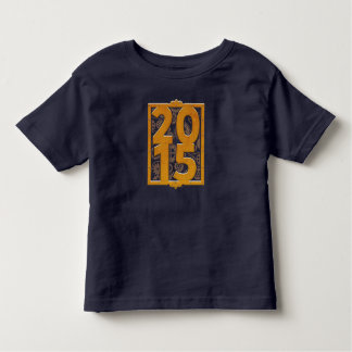 Vintage Steampunk 2015 T-Shirt 3 years old Baby